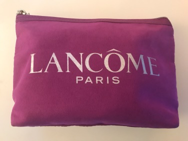Freebie Make Up Bag from Lancome